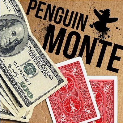 Penguin Monte 2.0 by Rick Lax
