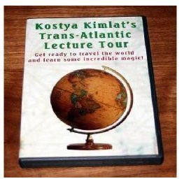 Trans Atlantic Lecture Tour by Kostya Kimlat