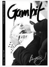 Gambit Issue One by Benjamin Earl