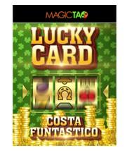 Lucky Card by Costa Funtastico