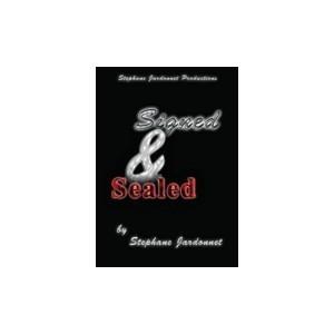 Signed & Sealed by Stephane Jardonnet