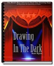 Drawing in the Dark By Ken Dyne
