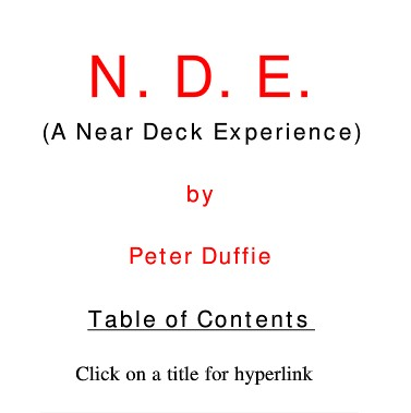 N.D.E by Peter Duffie