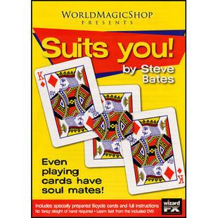 Suits You by Steve Bates
