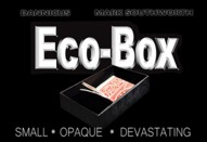ECO-BOX by Hand Crafted Miracles & Mark Southworth