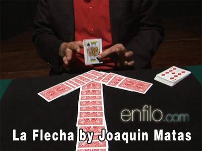 La Flecha by Joaquin Matas