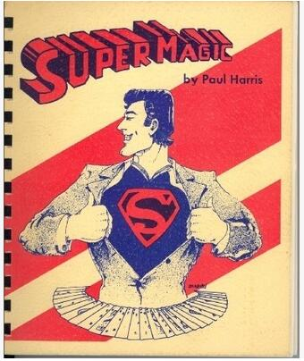 Supermagic by Paul Harris