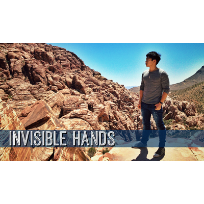 Invisible Hands by Patrick Kun