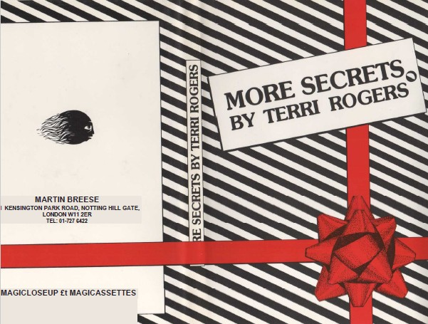 More Secrets by Terri Rogers