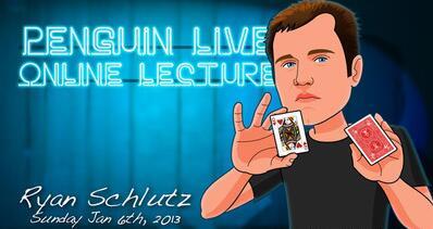 Ryan Schlutz LIVE Penguin LIVE