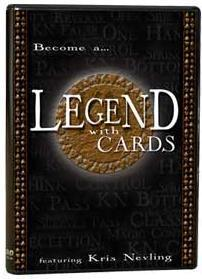 Legend with Cards by Kris Nevling