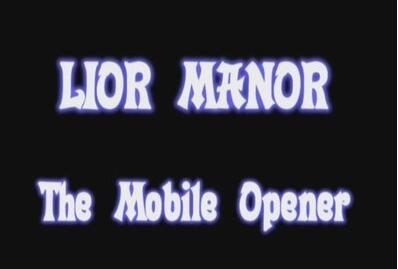 The Mobile Opener by Lior Manor
