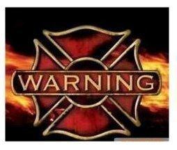 Warning by Daniel Garcia