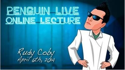 Rudy Coby LIVE Penguin LIVE