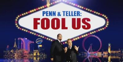 Penn And Teller  Fool Us S01E01