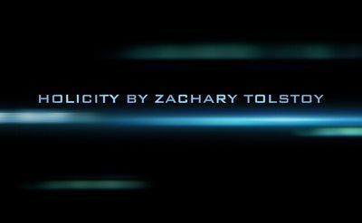 Holicity by Zachary Tolstoy