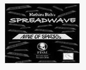 Spreadwave by Mathieu Bich
