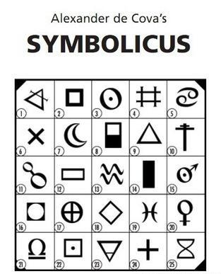 Symbolicus (A Mental Routine) by Alexander de Cova