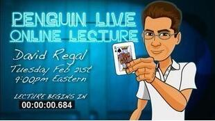 David Regal LIVE Penguin LIVE