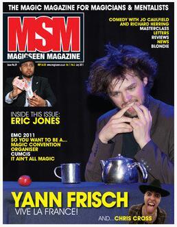 Magicseen Magazine #39
