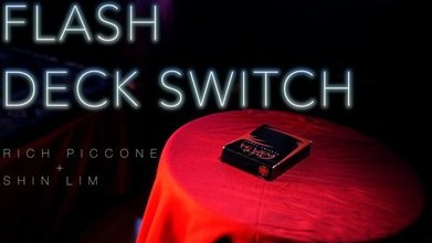 Flash Deck Switch by Shin Lim & Rich Piccone