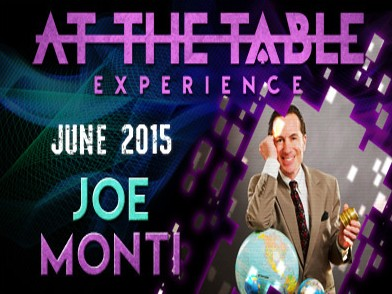 At the Table Live Lecture by Joe Monti