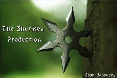 The Shuriken Production by Josh Janousky