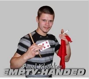 Empty Handed by Pavel Klochkov