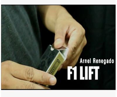 F1 Lift BY Arnel Renegado