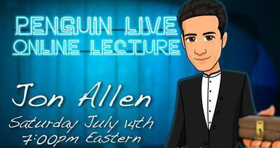 Jon Allen LIVE Penguin LIVE
