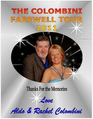 Colombini Farewell Lecture by Rachel & Aldo