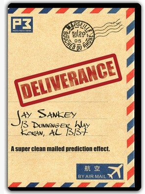 Deliverance by Jay Sankey