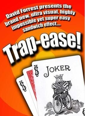 Trapease by Dave Forrest