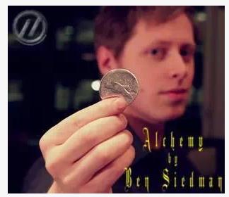 Alchemy by Ben Seidman