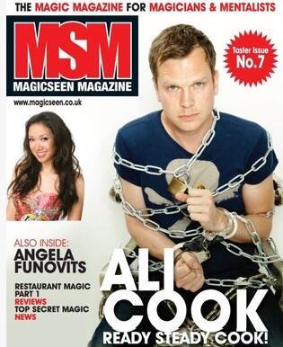 Magicseen Magazine #7