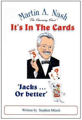 Jacks or Better Written By Stephen Minch by Martin Nash