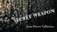 The Secret Weapon by Jean Pierre Vallarino