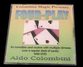 FOURPLAY by Aldo Colombini