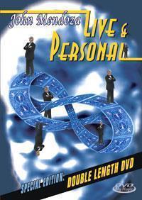 Live & Personal by John Mendoza