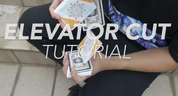 Elevator Cut by NDO
