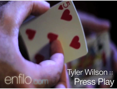 Press Play by Tyler Wilson