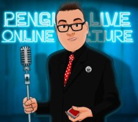 Mark James LIVE Penguin LIVE