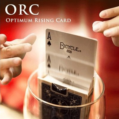 O.R.C.Optimum Rising Card by Taiwan Ben Download now