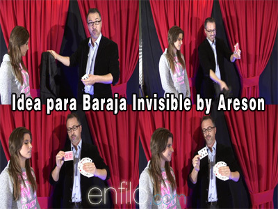 Idea para Baraja Invisible by Areson
