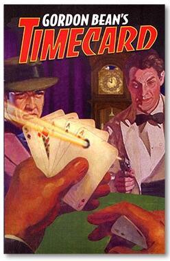 Timecard by Gordon Bean
