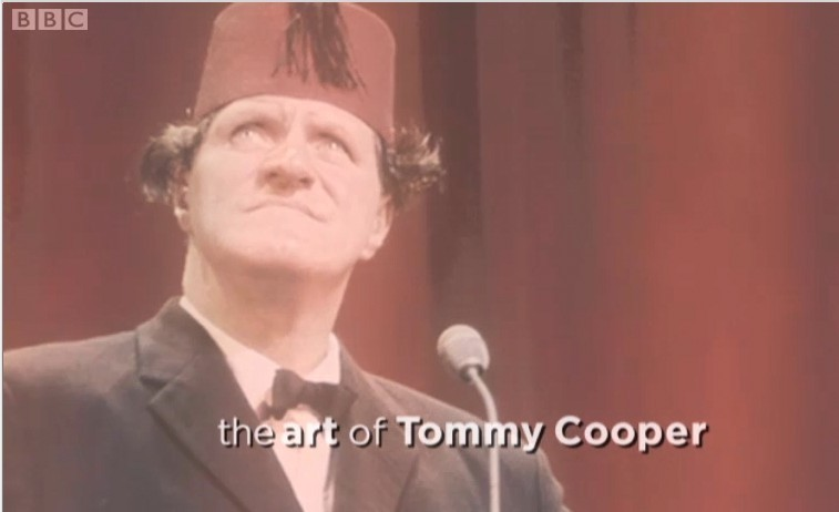 BBC The Art of Tommy Cooper