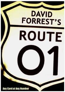 Route 1 by David Forrest