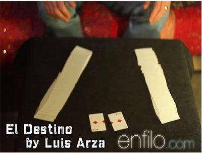 El Destino by Luis Arza