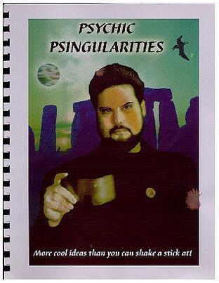 Psychic Singularities by John Riggs