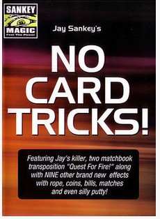 No Card Tricks by Jay Sankey